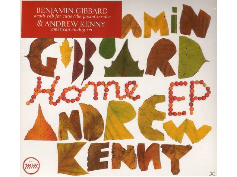 Andrew Kenny - Home Ep [CD]