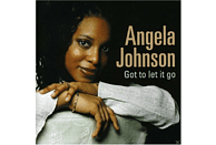 Angela Johnson - Got To Let It Go [CD]