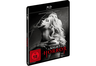 A Night of Horror - (Blu-ray)