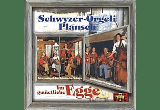 Schwyzerörgeli Duo Schumacher - Schwyzer-Örgeli Plausch,Im GM  - (CD)