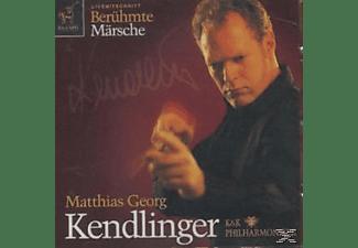 Matthias Kendlinger - Berühmte Märsche  - (CD)