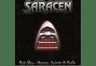 Saracen - Red Sky/ Heroes Saints & Fools  - (CD)