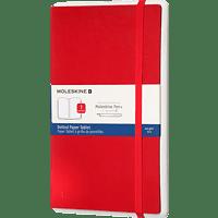 MOLESKINE Paper Papier Tablet, Rot