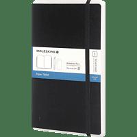 MOLESKINE Paper Paper Tablet, Schwarz