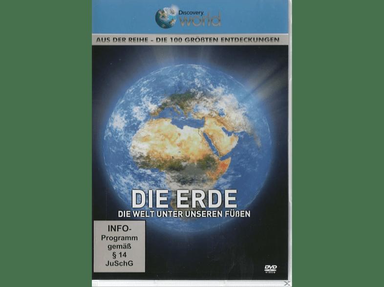 Die 100 größten Entdeckungen - Die Erde [DVD]