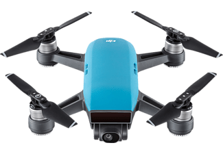 DJI Drone Spark Sky Blue Bundle Fly More (CP.PT.000892)