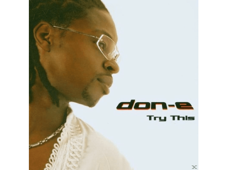 Don E - Try This [CD]