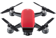 DJI Spark Fly More Combo Drohne, Lava Red