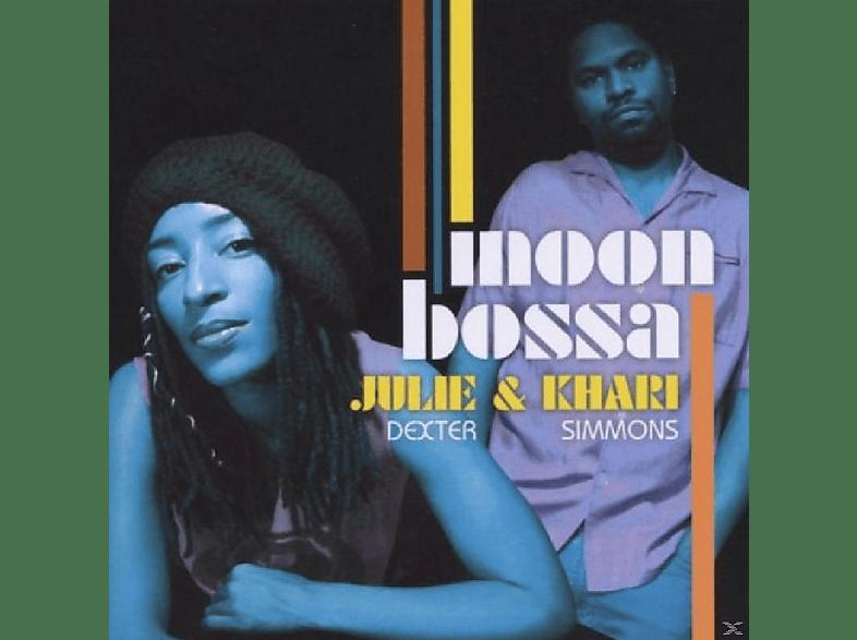Julie Dexter - Moon Bossa [CD]