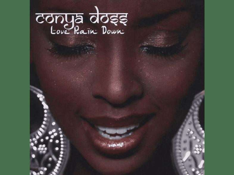 Conya Doss - Love Rain Down [CD]
