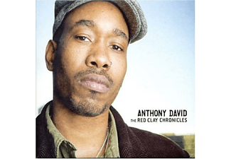 Anthony David - The Red Clay Chronicles  - (CD)