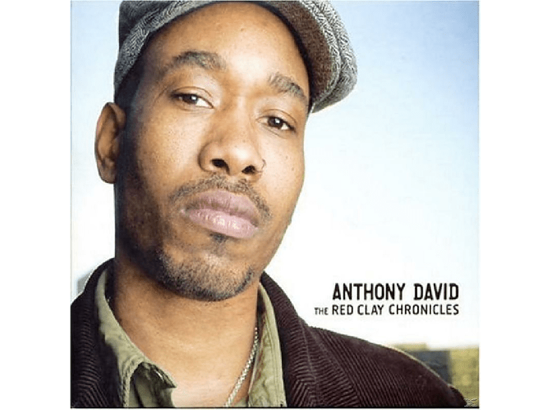 Anthony David - The Red Clay Chronicles [CD]