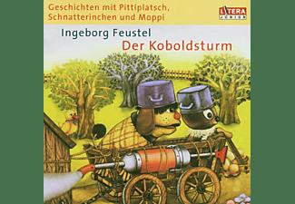 Schnatterinchen/+ Pittiplatsch - Der Koboldsturm  - (CD)