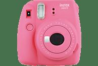 FUJIFILM Instax Mini 9 Sofortbildkamera, Pink