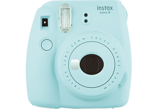 FUJIFILM Instax Mini 9 Sofortbildkamera, Blau