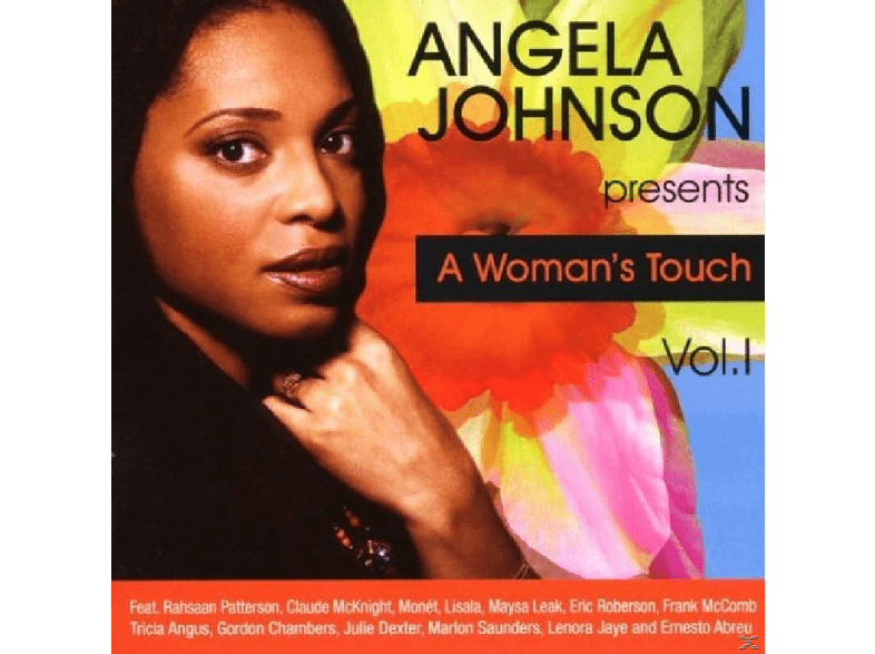 Angela Johnson - A Woman's Touch Vol.1 [CD]