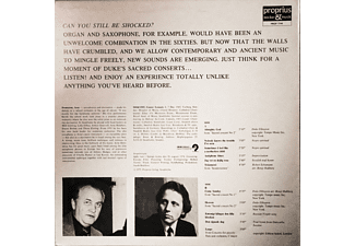 Gustaf Sjökvist, Arne Domnerus - Antiphone Blues  - (Vinyl)