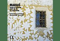 Ensamble Spirale - Les Folies d'Espagne/Suite in e-Minor/Le Labyrinth [CD]