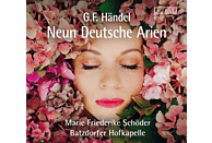 Marie Friederike Schöder, Batzdorfer Hofkapelle - Neun Deutsche Arien [CD]