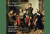 Barthold Kuijken - Flötenquartette KV 285,285a,285b & 298 [CD]