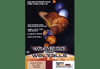 Wunder des Weltalls - Epsioden 1-4 DVD