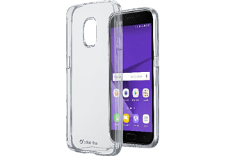 CELLULAR LINE CLEAR DUO, Backcover, Samsung, Galaxy J3 (2017), Transparent