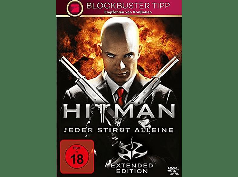 Hitman: Jeder stirbt alleine - Extended Edition [DVD]