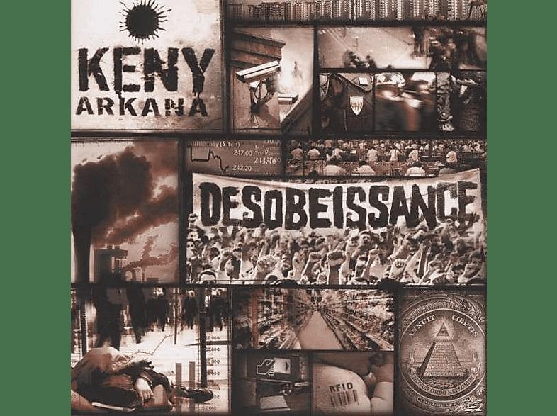 Keny Arkana - Désobéissance [CD]