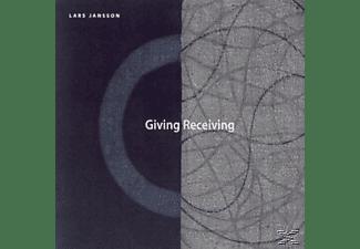 Lars Jansson - GIVING RECEIVING  - (CD)