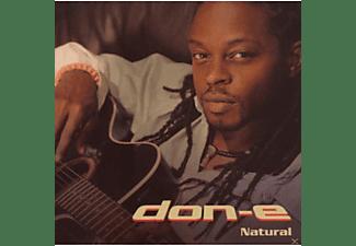 The Don - Natural  - (CD)