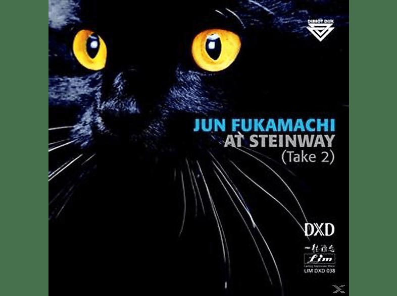 Jun Fukamachi - At Steinway (Take 2) Dxd-Cd [CD]