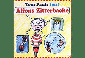 Tom Pauls - Alfons ZitterbackeTOM PAULS LIEST  - (CD)