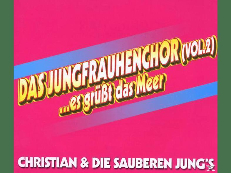 Christian & Die Sauberen Jungs - Das Jungfrauhenchor Vol.2 (Es Grüßt Das Meer) [Maxi Single CD]