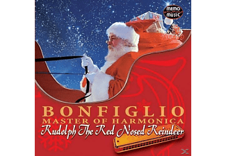Bonfiglio - Rudolph The Red Nosed Reindeer  - (CD)