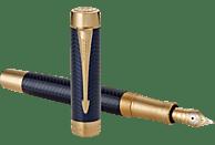 PARKER Duofold Prestige Füllerfederhalter Blau