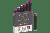 PARKER Quink mini Tintenpatrone Pink