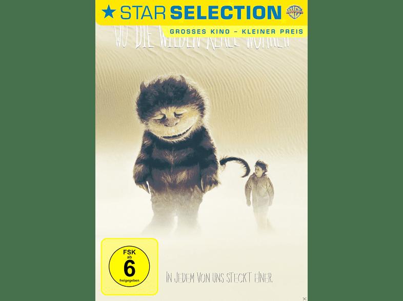 Wo Die Wilden Kerle Wohnen [DVD]