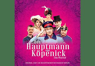Original Berlin Cast - Der Hauptmann von Koepenick  - (CD)