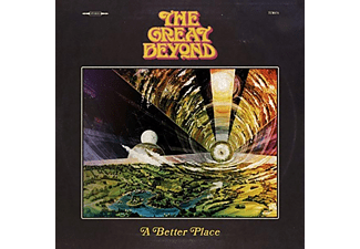 The Great Beyond - A Better Place  - (Vinyl)