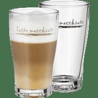 WMF 09.5414.2040 2-tlg. Latte Macchiato Gläser