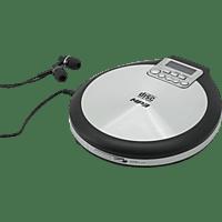 SOUNDMASTER CD9220 Tragbarer CD Player Silber