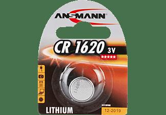 ANSMANN CR1620 CR1620 Knopfzelle, Lithium, 3 Volt 1 Stück