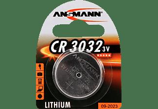ANSMANN CR3032 CR3032 Knopfzelle, Lithium, 3 Volt 1 Stück