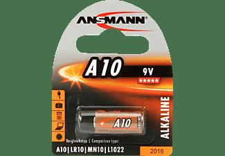 ANSMANN A10 A10 Batterie, Alkaline, 9 Volt 1 Stück