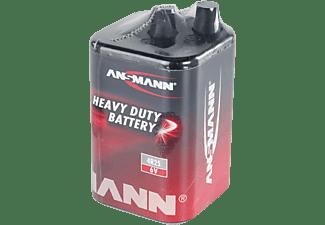 ANSMANN 4R25 V430 Blockbatterie, Zink-Kohle, 6 Volt, 9000 mAh 1 Stück