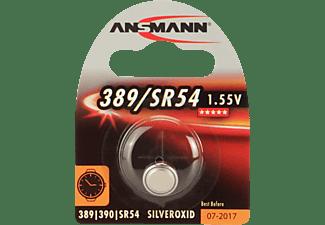 ANSMANN SR54 SR54 Knopfzelle, Silberoxid, 1.5 Volt 1 Stück