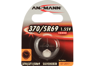 ANSMANN SR69 SR69 Knopfzelle, Silberoxid, 1.5 Volt 1 Stück