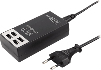 ANSMANN High Speed USB Ladegerät