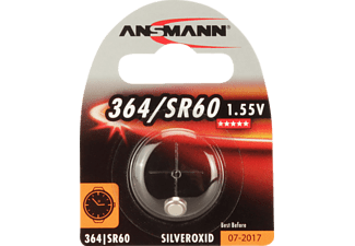 ANSMANN SR60/364 364 Knopfzelle, Silberoxid, 1.5 Volt 1 Stück