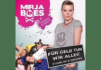 Mirja Boes - Für Geld tun wir alles  - (CD)